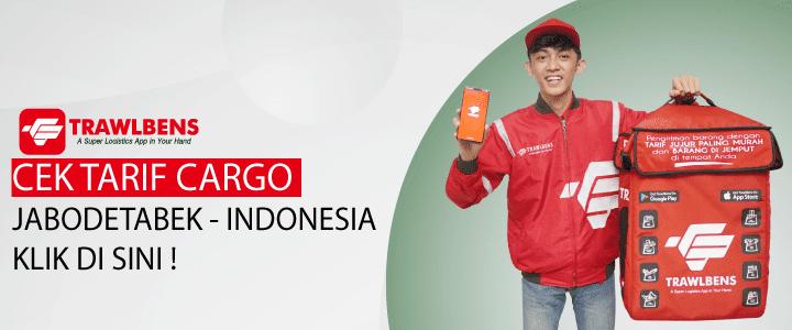 Cargo Semarang Termurah, Mulai dari Rp.3.500/Kg!