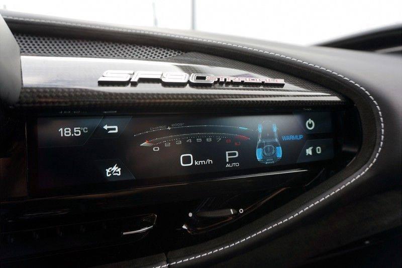 Ferrari SF90 Stradale 4.0 V8 HELE *Lift *Full carbon afbeelding 14