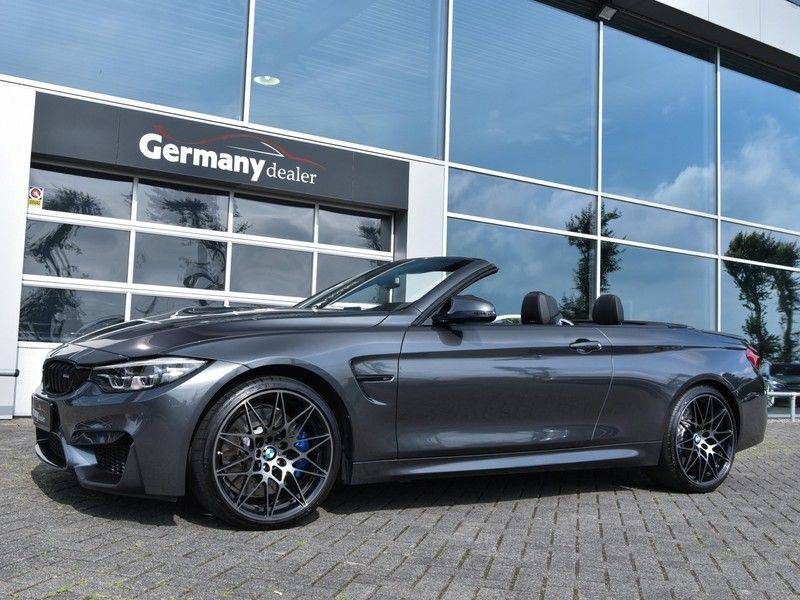 BMW M4 Cabrio Competition DCT 450pk HUD H/K DAB Adaptive-LED Memory 20inch afbeelding 10