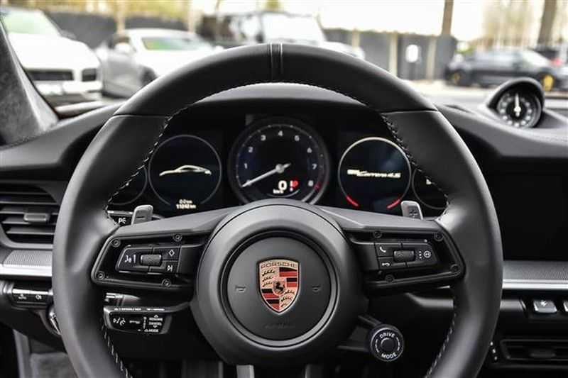 Porsche 911 4S SPORTDESIGN+4WSTURING+LIFT+BURMESTER NP.229K afbeelding 7