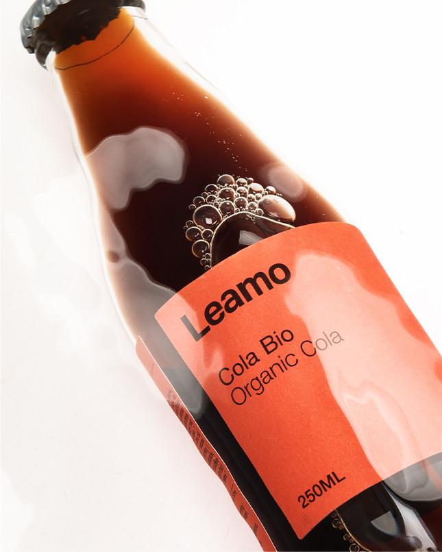 leamo organic cola