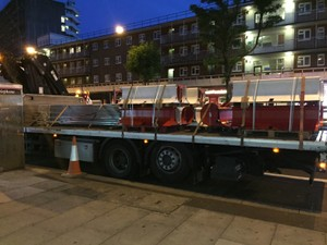 MASS Barrier Central London Delivery