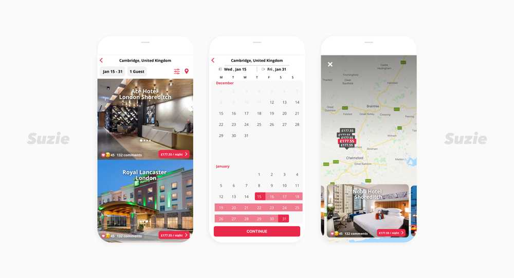 Travel, Hotel Booking project for UK based client | Codempire