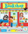 Busy Bookshop by Marion Billot