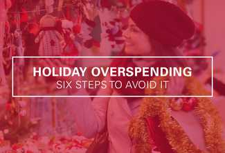 6 Steps to Avoid Holiday Overspending