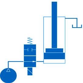 Pneumatics icon