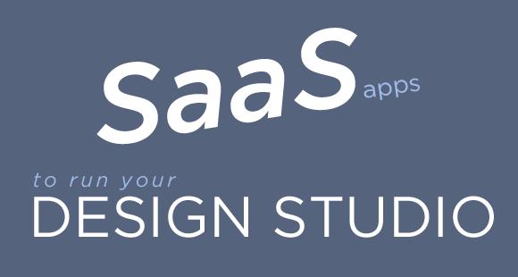 SaaS apps to run your design studio