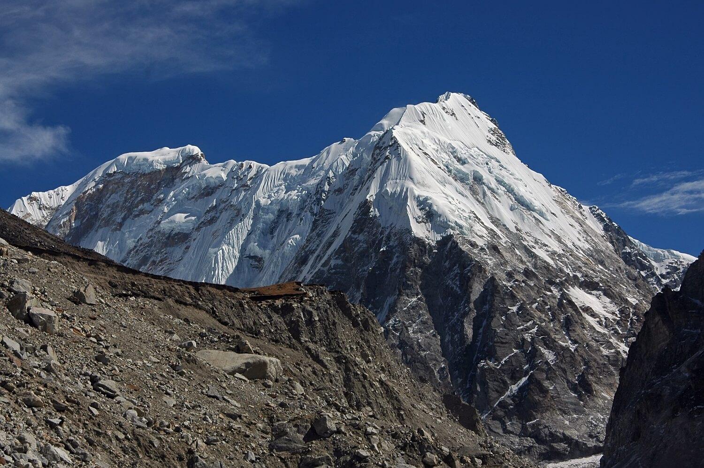 Tharpu Chuli Peak or Tent Peak of Nepal