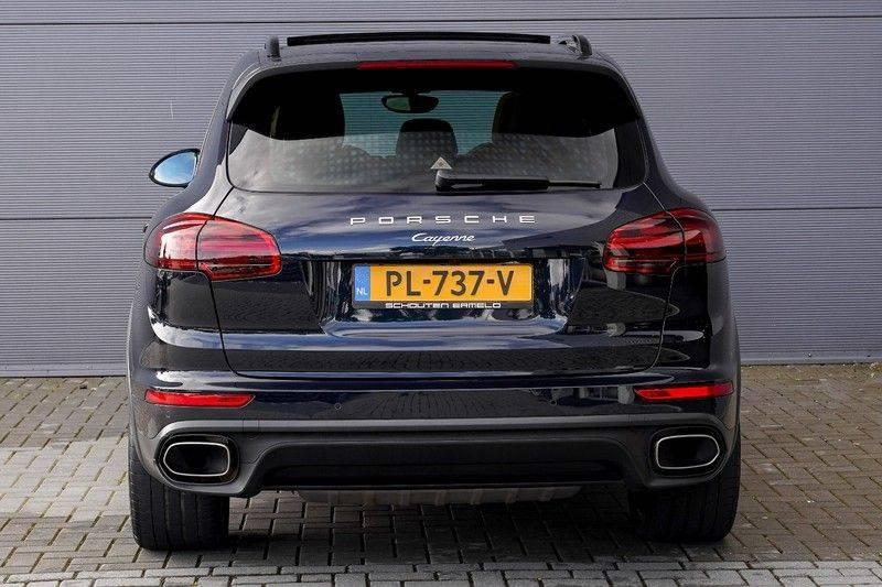 "Porsche Cayenne 3.0 D Pano Camera Led Luchtvering 21"" afbeelding 11"