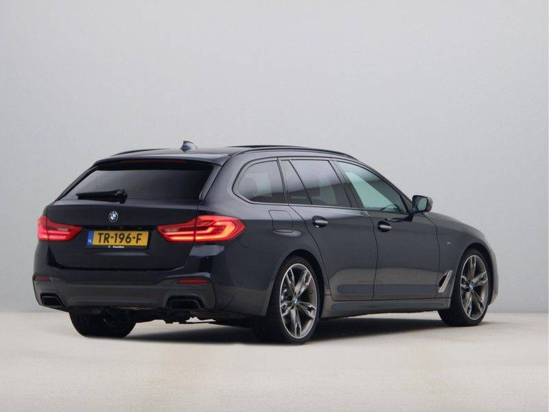 BMW 5 Serie M550xd Touring High Exe, full option ! afbeelding 9