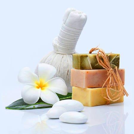 thai massage items