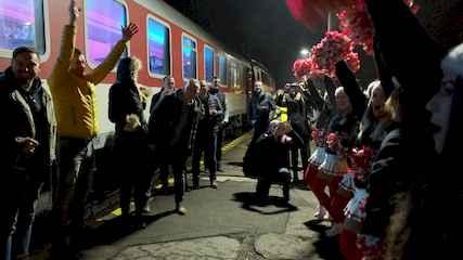 Vlak: Event pre VIP klientov