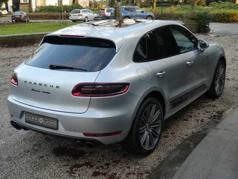 Porsche Macan 3.6 Turbo afbeelding 17