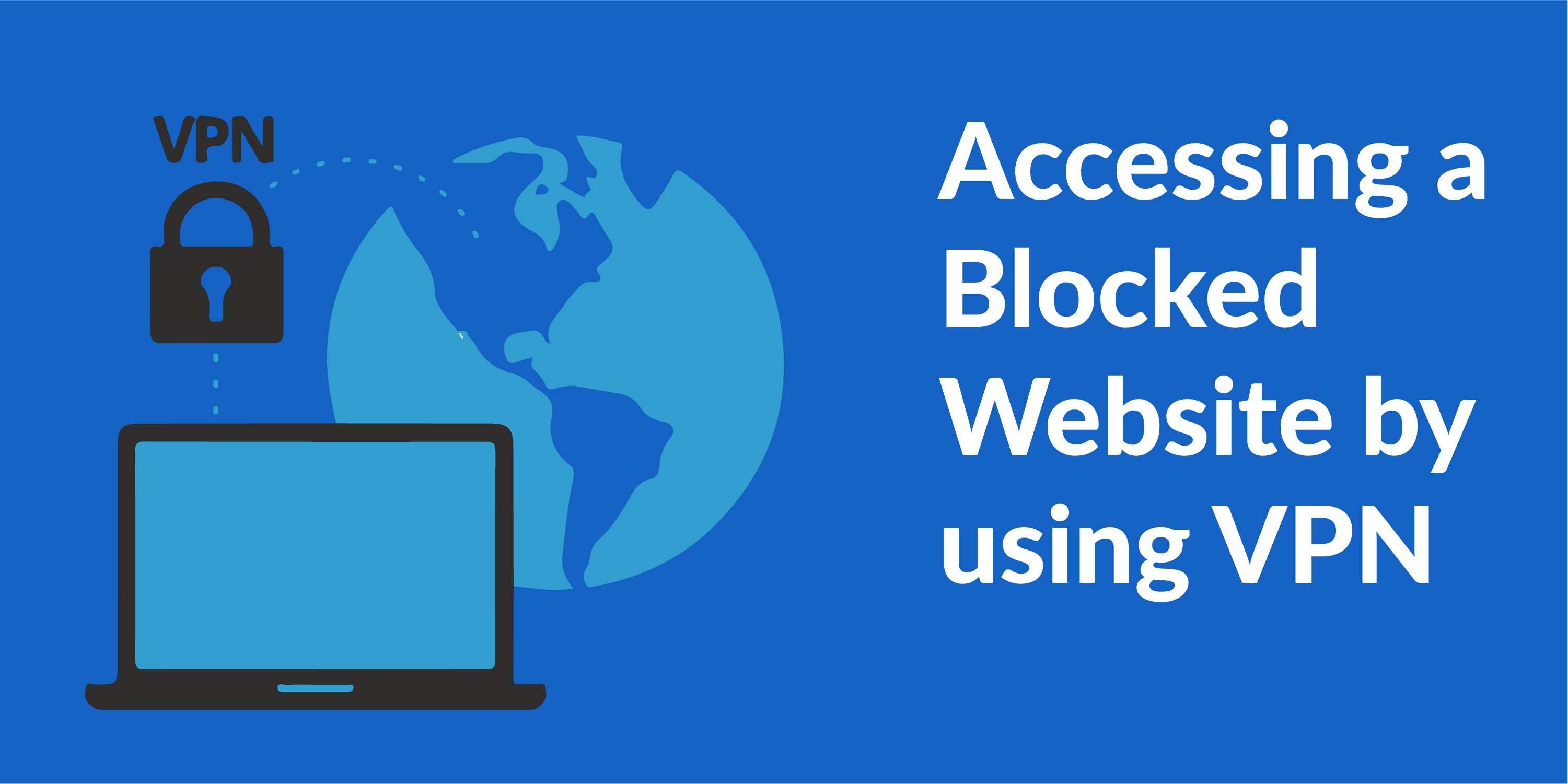 Access the Blocked Websites by Using VPN