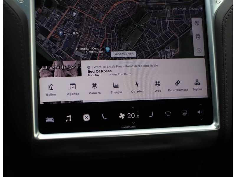 Tesla Model S 75D Base *4% t/m 06-'23*5-persoons*AutoPilot* afbeelding 23