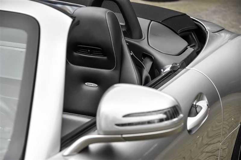 Mercedes-Benz SLS AMG ROADSTER AIRSCARF+RIDE CONTROL+CAMERA afbeelding 3