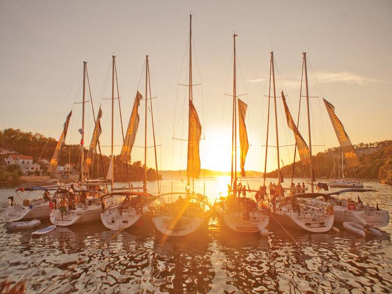 A Croatia Sailing Break via Bobovisca