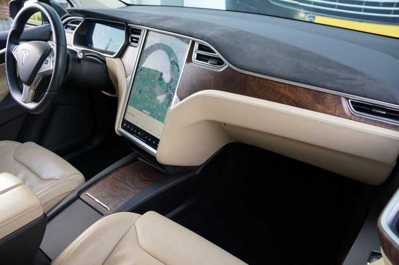Tesla Model X 90D Base 6p. 6-Persoons / Panoramadak / Camera / Luchtvering / 112dkm NAP / NL-Auto afbeelding 11