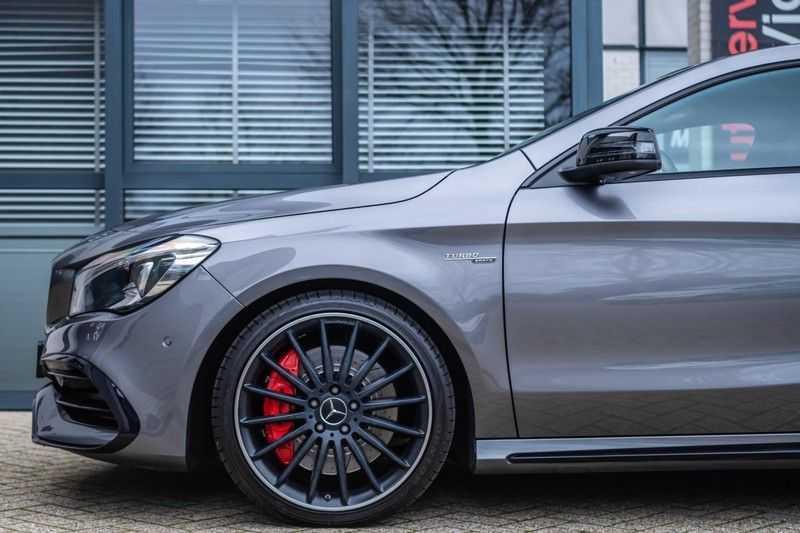 Mercedes-Benz CLA-Klasse 45 AMG 4MATIC, 381 PK, Facelift, Pano/Dak, Camera, Night/Pakket, AMG-Sportuitlaat, 52DKM!! afbeelding 9