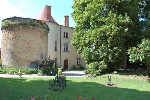 Authentique Château Lorrain proche de Nancy