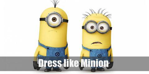 Dress Like a Minion (Despicable Me) Costume