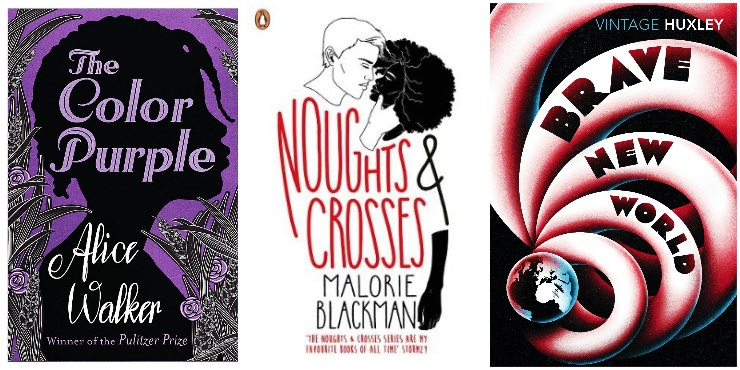 The Color Purple, Noughts & Crosses, Brave New World