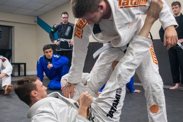 Learn Jiujitsu in it's Traditional Form