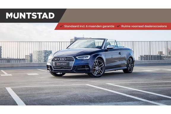 Audi S3 Cabriolet 2.0 TFSI S3 quattro Pro Line Plus | B&O Sound | Massagestoelen | LED | Virtual cockpit | Nekverwarming |