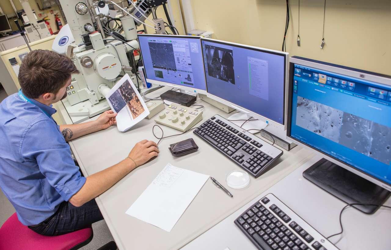 Plymouth Electron Microscopy Centre