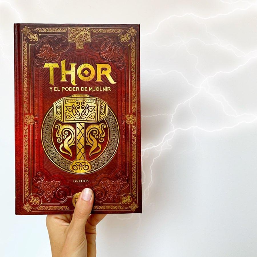 """Imagen de Reseña de """"Thor y el poder de Mjolnir"""""""
