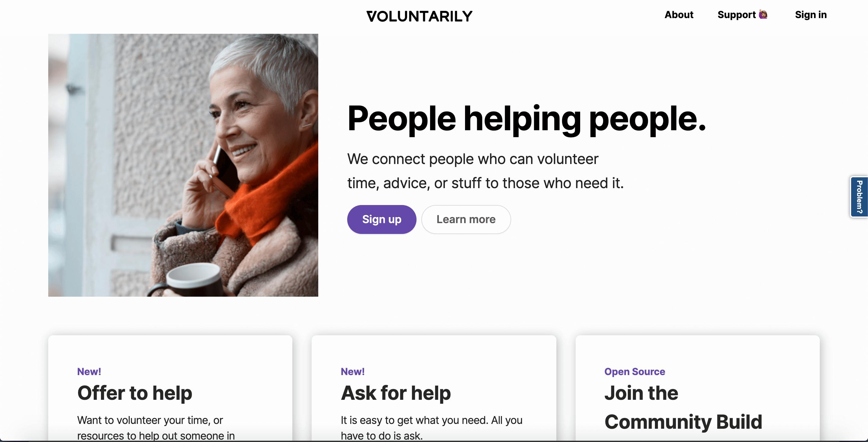 Voluntariyly logo