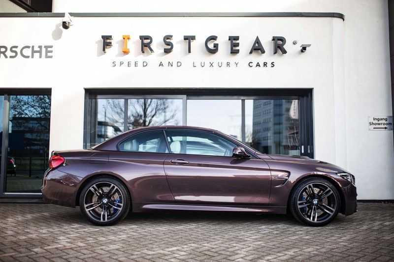"BMW M4 Cabrio *Handgeschakeld / M-Sportuitlaat / Memory / HUD / 19"" / H&K* afbeelding 10"