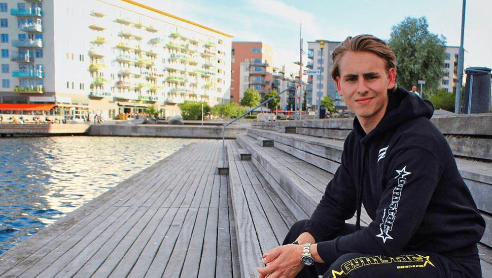 Intervju med Rasmus Fors om yrket som personlig tränare