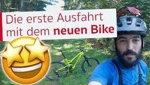 Mein neues Propain Hugene - die erste Ausfahrt mit dem neuen Mountainbike: Gedanken und Fazit
