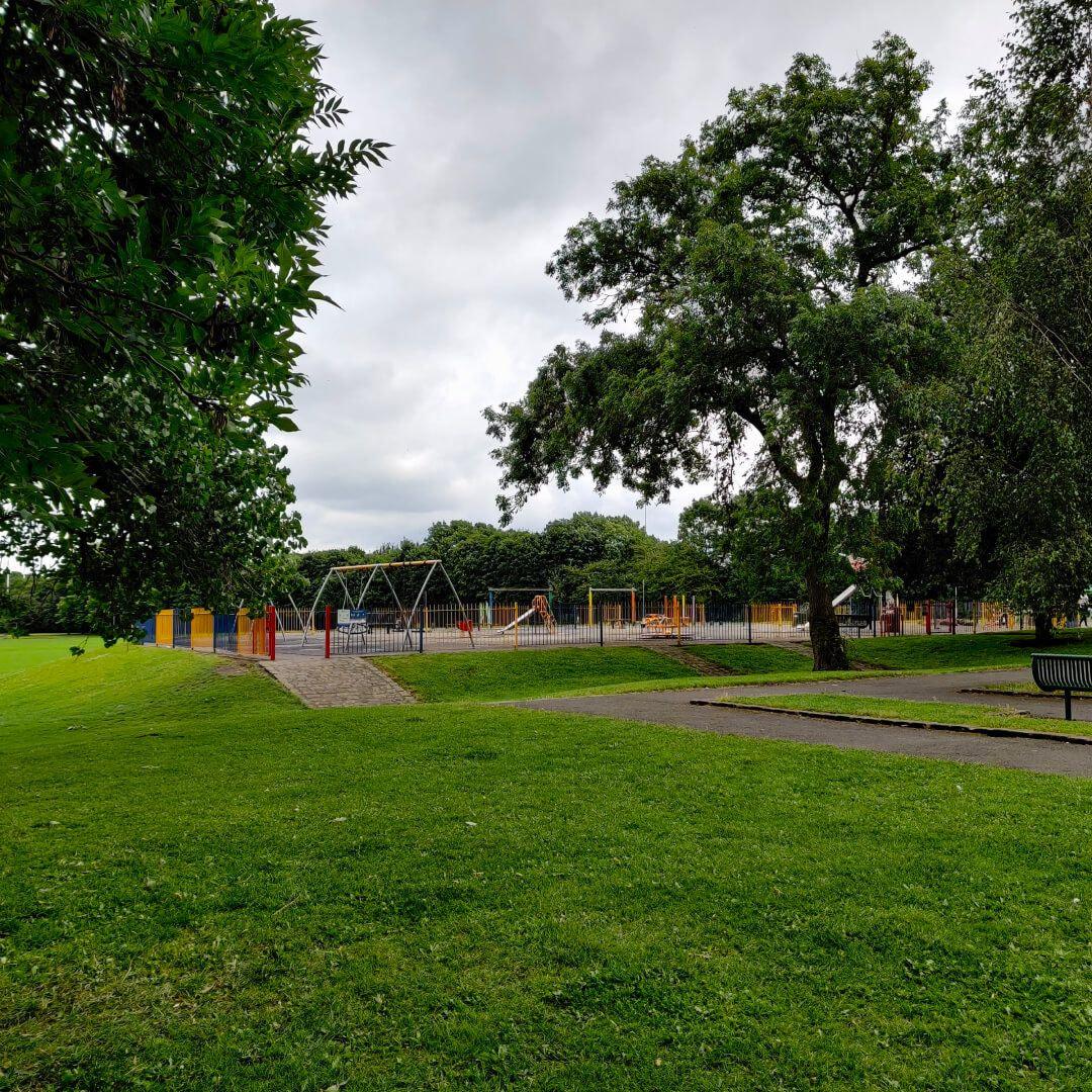 Holbeck Moor Park Playground