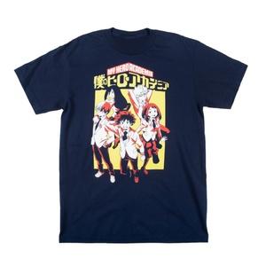 My Hero Academia Some Main Characters T-Shirt