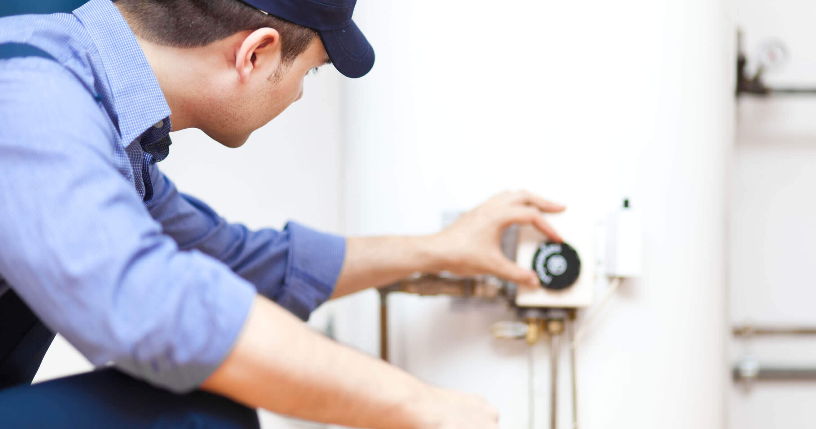 Fixing Hot Water Heater