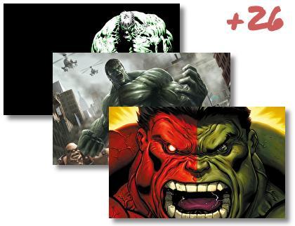 Hulk theme pack
