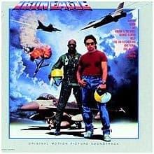 Iron Eagle Soundtrack album cover