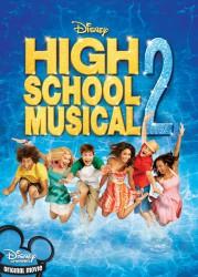 cover High School Musical 2