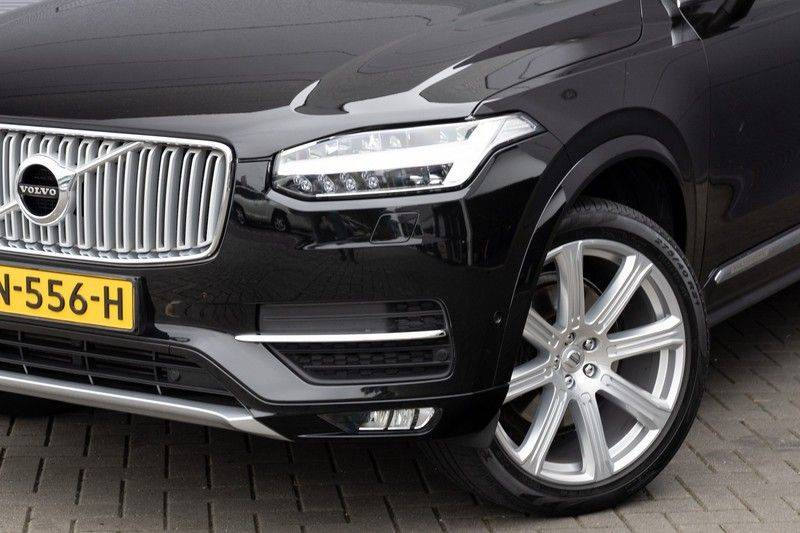 "Volvo XC90 2.0 D4 190pk AWD Inscription 7-pers. Pano Leer Camera 21"" afbeelding 17"