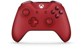 Xbox One Kablosuz Kumanda Kırmızı