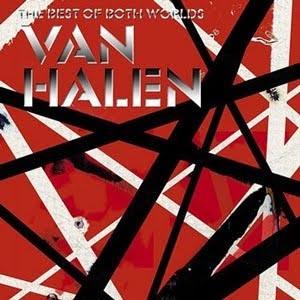 Van Halen Best of Both Worlds Album Cover