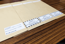 A4の66mm × 33.9mmのラベル24面に対応した宛名ラベル素材を作成しました。ダウンロード or PDFにデータを記入しそのまま印刷できます!のサムネイル