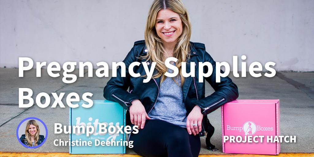 Christine + Leland Deehring Bump Boxes