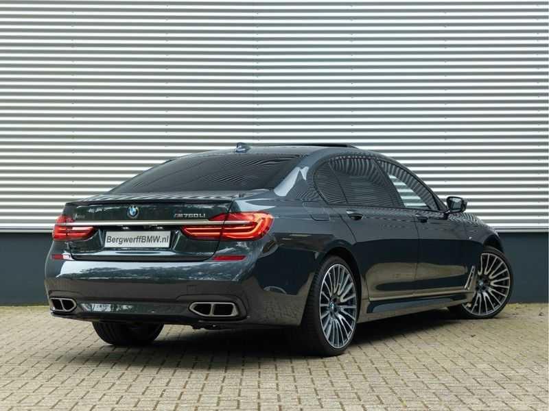 BMW 7 Serie M760Li xDrive - Bowers & Wilkins Audio - Night Vision - Entertainment Professional afbeelding 7