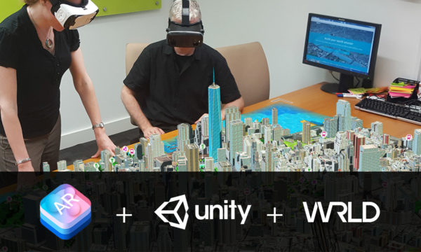 How to Use ARKit with the WRLD Unity SDK: Part 1