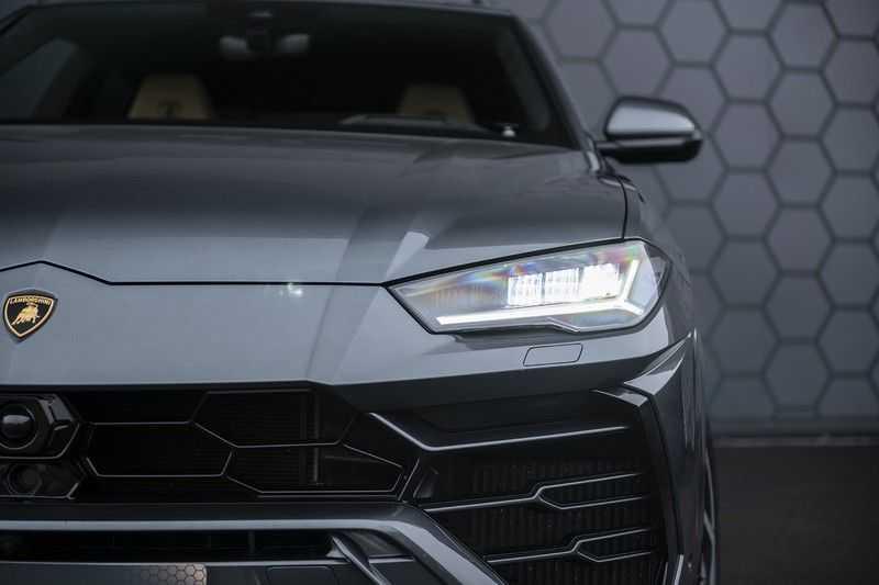 Lamborghini Urus 4.0 V8 Full Adas Package, Annima, Panorama, B&O 3D, ACC, Keramische Remmen, Seat Pack: Massage, Koeling, Verwarming, Stuurwielverwarming, Nachtzicht ass, Head-up, Homelink, afbeelding 11