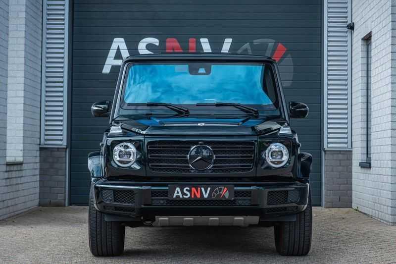 Mercedes-Benz G-Klasse G500, 421 PK, AMG-Line, G/Manufaktur Exklusiv, Distronic Plus, DAB, Widescreen, Standkachel, AMG/Multi!! afbeelding 25
