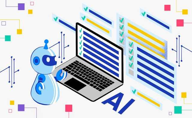 Using AI to reduce repetitve tasks